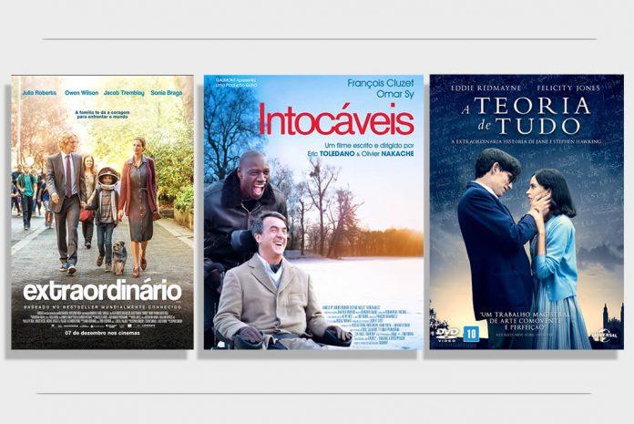 Filmes famosos que abordam PCD